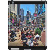 The Crossroads of the World iPad Case/Skin