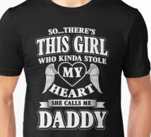 I Love My Daughter Unisex T-Shirt