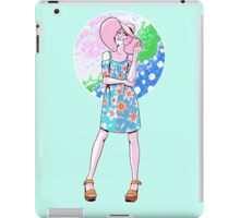 Spring Fashion iPad Case/Skin