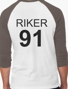 Riker Lynch 1991 Baseball Tee Men's Baseball ¾ T-Shirt