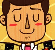 San Manolo Sticker