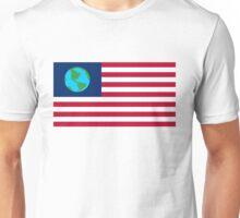 Earthican Flag Unisex T-Shirt