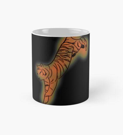 Leaping Tiger Mug