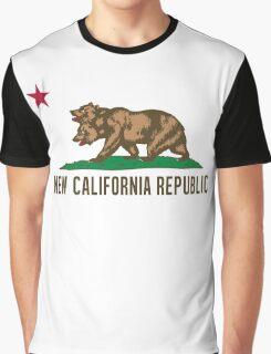 New California Republic  Graphic T-Shirt