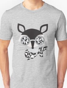 Fox With Kaleidoscope Glasses T-Shirt