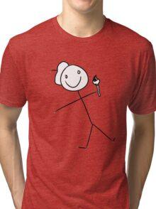 I'm an artist v.2 Tri-blend T-Shirt