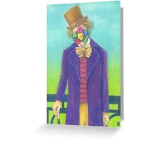 Son of Wonka Greeting Card