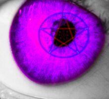 Witch eye Sticker