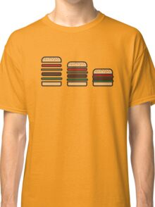 BURGERS ICON Classic T-Shirt