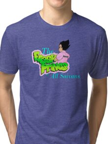 The Fresh Prince of All Saiyans  Tri-blend T-Shirt