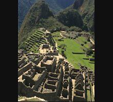 Machu Picchu 2 Zipped Hoodie