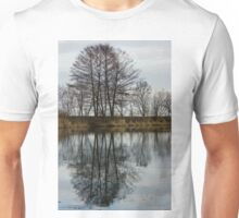 Of Mirrors and Trees Unisex T-Shirt