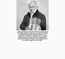 Arthur Schopenhauer in a nutshell Unisex T-Shirt