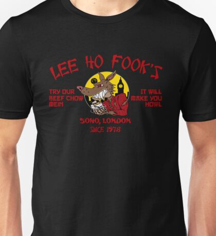 Lee Ho Fook's Unisex T-Shirt