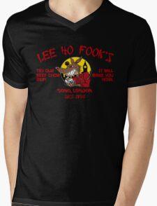 Lee Ho Fook's Mens V-Neck T-Shirt
