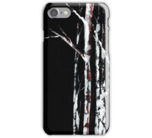 Company of the Birch iPhone Case/Skin