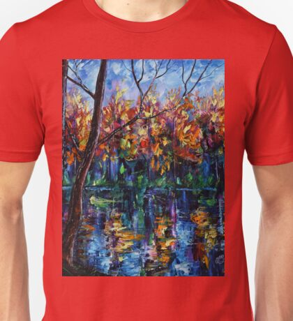 The River Song - 2 Unisex T-Shirt