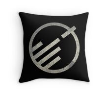 Born to Battle! Throw Pillow