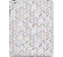 Chevron Muted iPad Case/Skin