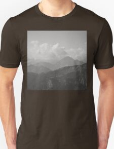 Greyscale Mountain T-Shirt