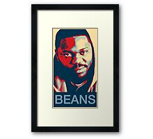 Beanie Sigel Framed Print