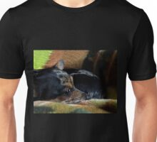 The Snuggle Puppy Unisex T-Shirt
