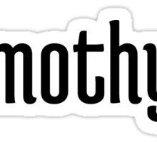 2 Timothy 1:7 Sticker
