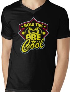Bow ties are cool Mens V-Neck T-Shirt