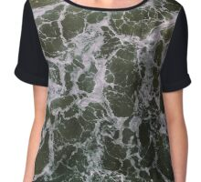 Above the Water Chiffon Top