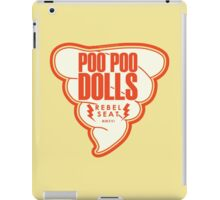 Poo Poo Dolls iPad Case/Skin