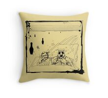 Fear & Loathing in Los Angeles Throw Pillow