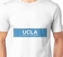 ucla trump Unisex T-Shirt