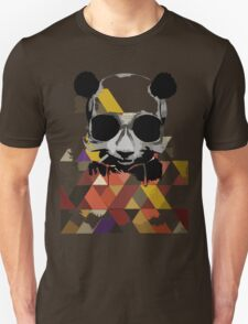 Abstract Panda T Shirt T-Shirt