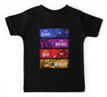 The Good, The Smart, The Bad, and The Hungry Kids Tee