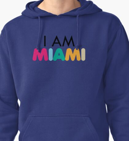 MIAMI Pullover Hoodie