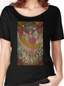 Crazy Carnie Clown Women's Relaxed Fit T-Shirt