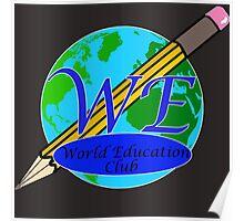 World Education Club Poster