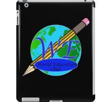 World Education Club iPad Case/Skin