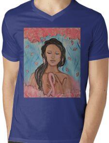 Resolve Mens V-Neck T-Shirt