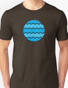 WAVE PATTERN T-Shirt