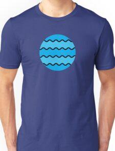 WAVE PATTERN Unisex T-Shirt