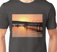 Orcas Island Sunset Unisex T-Shirt