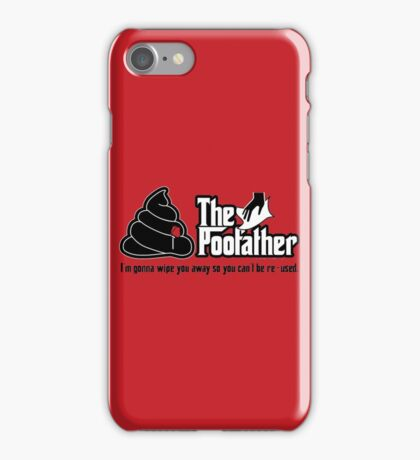 The Poofather iPhone Case/Skin