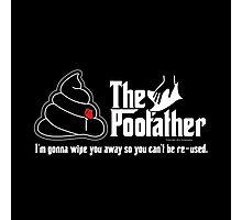 The Poofather Photographic Print