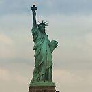 Lady Liberty by Jonesyinc