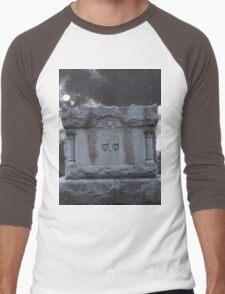 D E A T H Men's Baseball ¾ T-Shirt