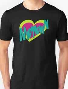 Motown heart Unisex T-Shirt