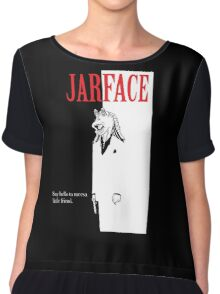 JARFACE Chiffon Top