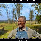 """""""Negro tenant farmer"""" in Jefferson County, Kansas, 1938. by Dana Keller"""