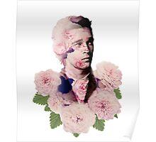 MATT HEALY - Floral Design Poster